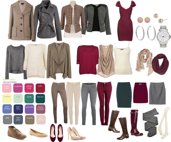 """Soft Summer Colors wardrobe"" by sduba on PolyvoreFashion, Soft Summer Colors, Colours Analysis, Colors Palettes, Summer Palettes, Colors Wardrobes, Colors Analysis, Summer Colours, Summer Wardrobe"