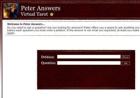 Peter Answers #ask #physics #questions http://ask.nef2.com/2017/04/28/peter-answers-ask-physics-questions/  #ask peter.com # Peter Answers _______________________ ADVERTISEMENTS: Peter Answers is a website which is termed as Virtual Tarot reader website.  Do you have a question that needs to be answered? Then www.peteranswers.com is your solution! It is very easy to use Peter Answers website but you just need to follow the instructions and that is all it takes for the Wise Peter to answer…
