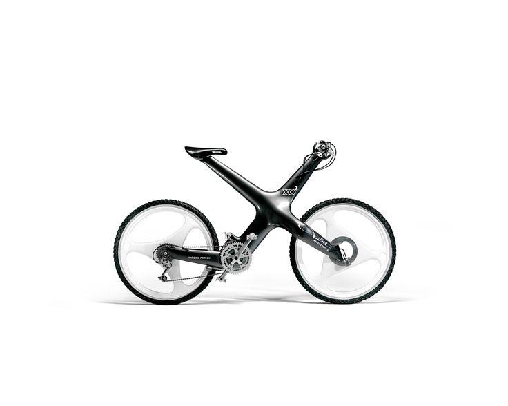 X2O : Le moutain bike en fibre de carbone