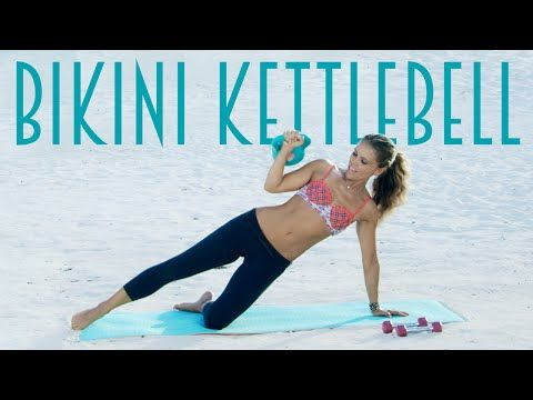 7 Kettlebell Workouts That'll Tone Your Whole Bod – Brit + Co