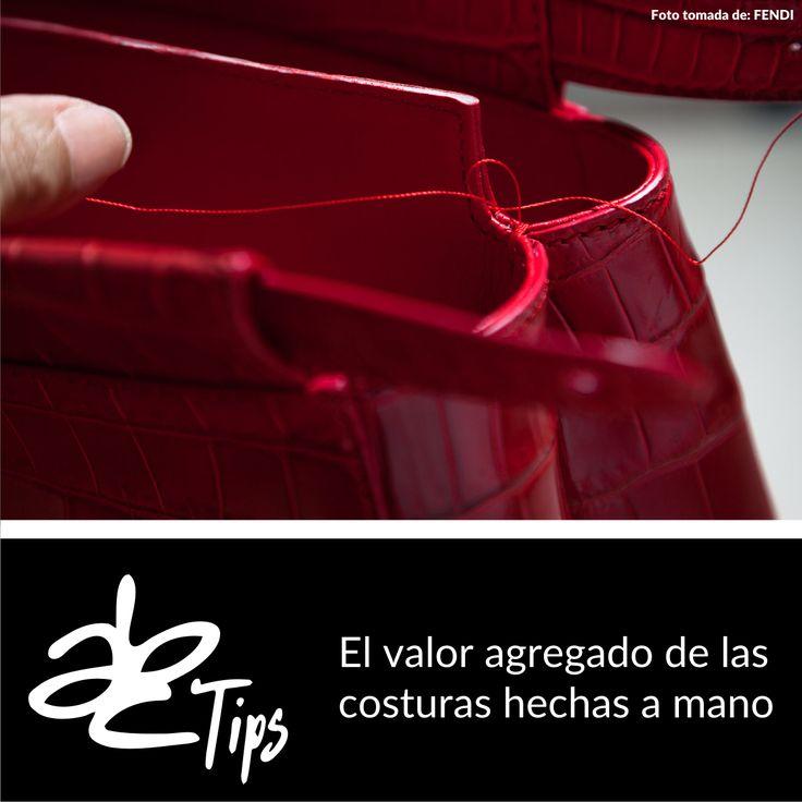El valor agregado de las #Costuras hechas a Mano. #ABCHerrajes #ABCTips #HechoAMano #ValorAgregado #Herramientas Visítanos en: www.abcherrajes.com