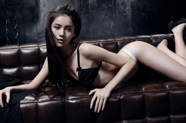 #sexy #asian #underwear #lingerie #moko
