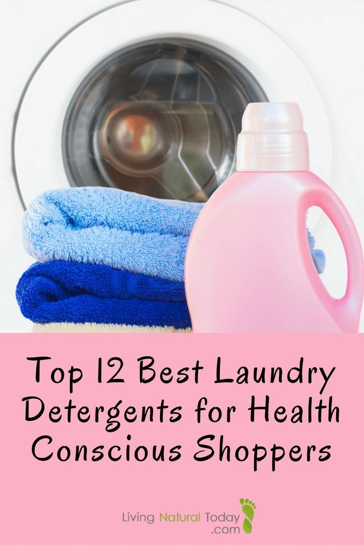 Best Laundry Detergent For Health Conscious Shoppers Best