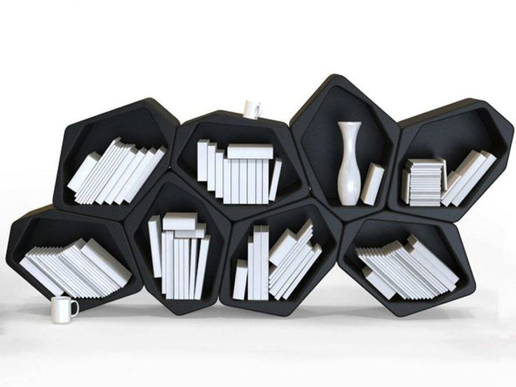 Modular Bookcase BUILD By Movisi From Archi Products
