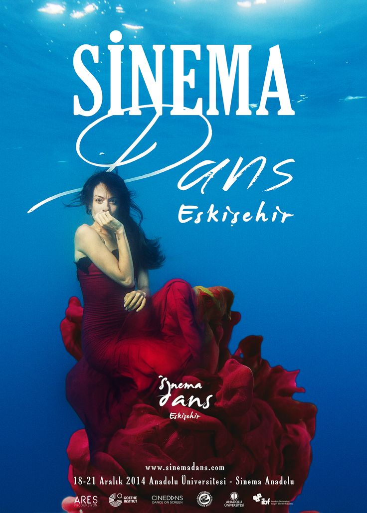 poster design for eskisehir dance movies competition