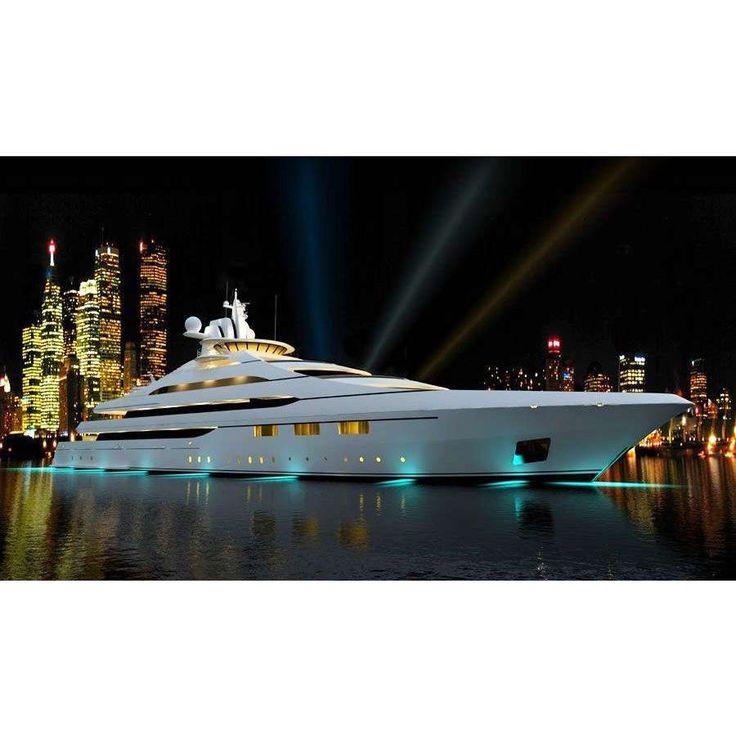 Luxury Yacht Interiors | Superyachts | Sailing