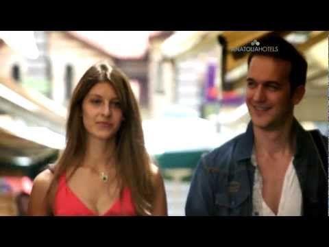 Anatolia Otel rehberliğinde Selanik şehir turu - YouTube