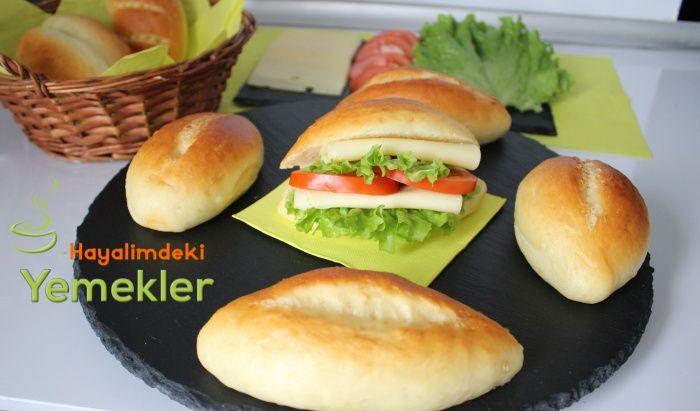 Küçük Somunlar,Sandviç Ekmekleri