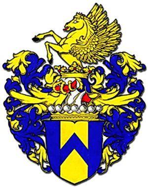 Coat of arms, Feldmaschall Freiherr von Böhm-Ermolli