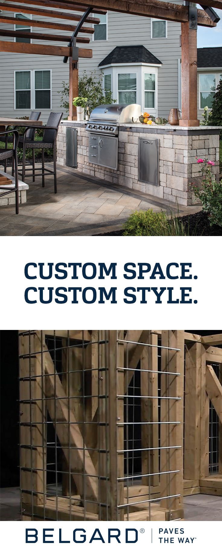 Extend Your Home Beyond Its Four Walls With Belgard S Versatile