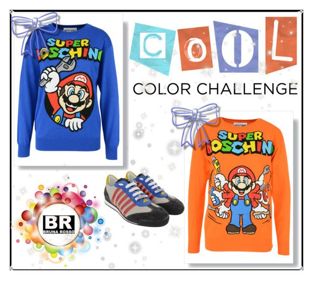 """""""6. Color Challenge :)"""" by selmica11 on Polyvore featuring Dsquared2"""