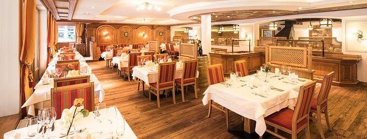 Restaurant Josefstube im Hotel Stubaierhof Neustift