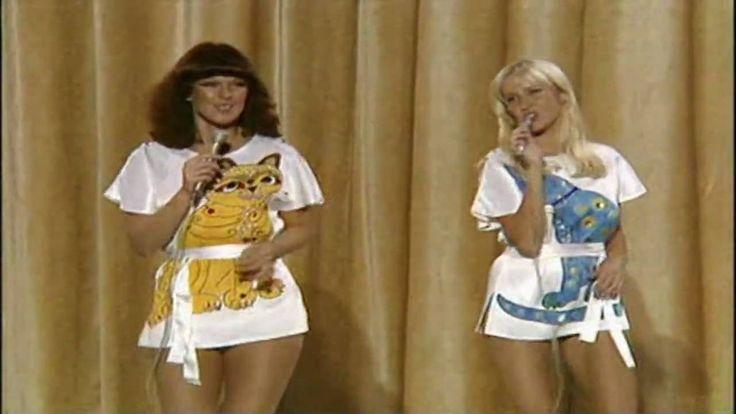 ABBA -  Waterloo (Charity Event  - Oslo, Norway - 30 Aug 1975)