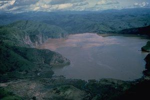 Lake Nyos -- a deadly lake