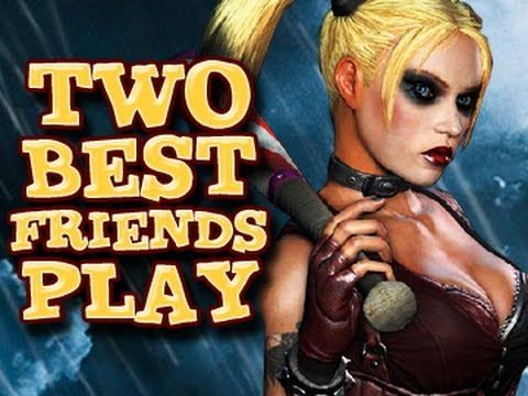 Two Best Friends Play: Batman Arkham City