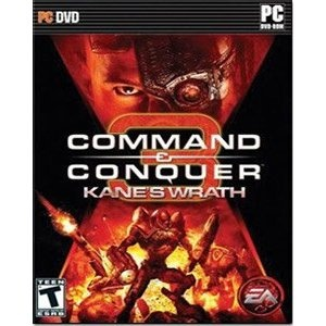 Command & Conquer 3: Kane's Wrath (Video Game)  http://documentaries.me.uk/other.php?p=B000YJ09QW  B000YJ09QW