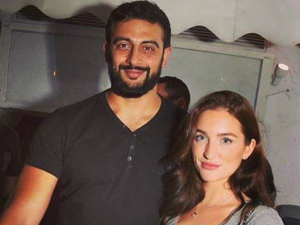 Arunoday Singh reacts to reports of being hitched to his Canadian girlfriend