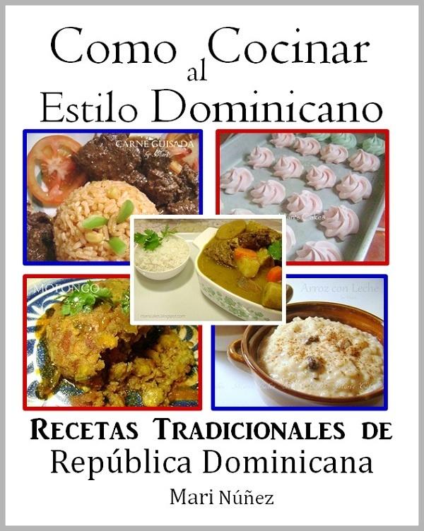 Como cocinar al estilo dominicano ebook gu a r pida y for Como hacer comida facil