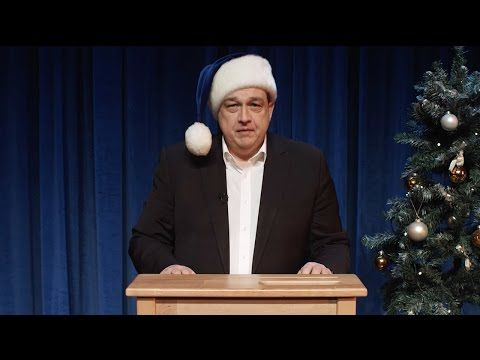 Eine Weihnachtsansprache von Oliver Kalkofe - YouTube