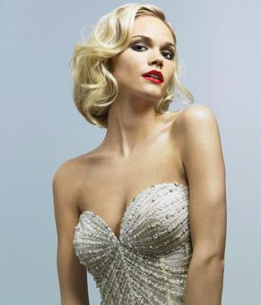 Brides: Hollywood Glam Gowns | Wedding Dresses and Style | Brides.com