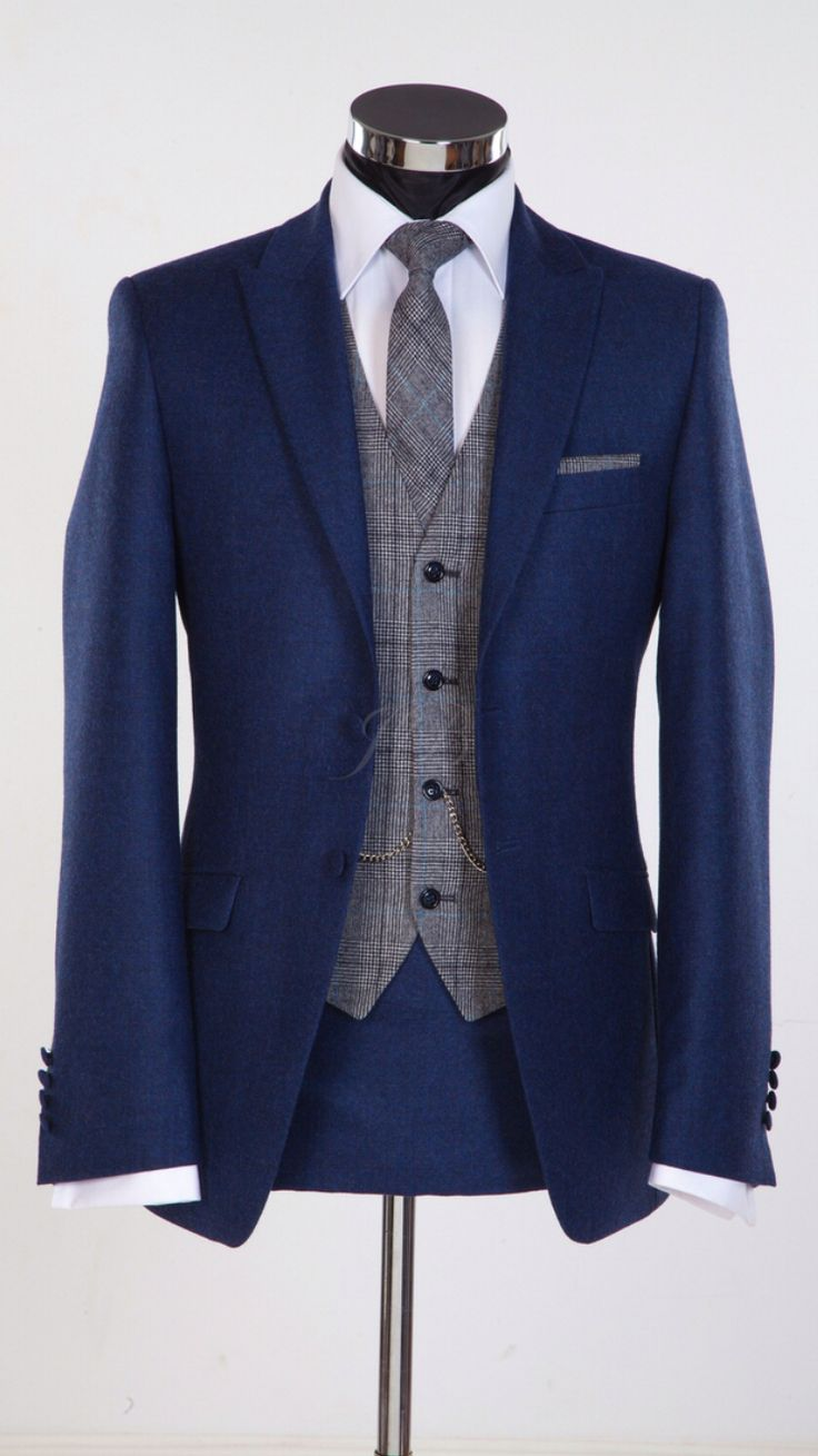 1000  ideas about Navy Blue Suit on Pinterest | Blue suits, Navy