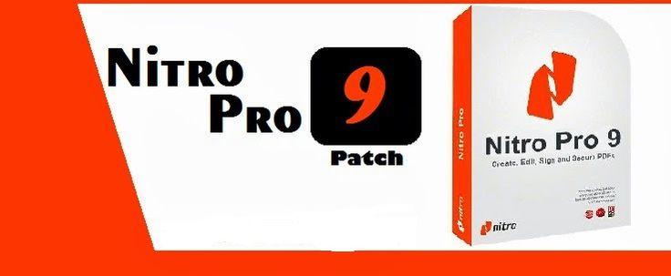 nitro pro 9 serial numbers