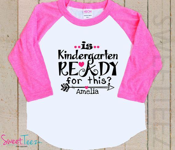Kindergarten Shirt Hip Arrow Shirt Is Kindergarten by SweetTeezLLC