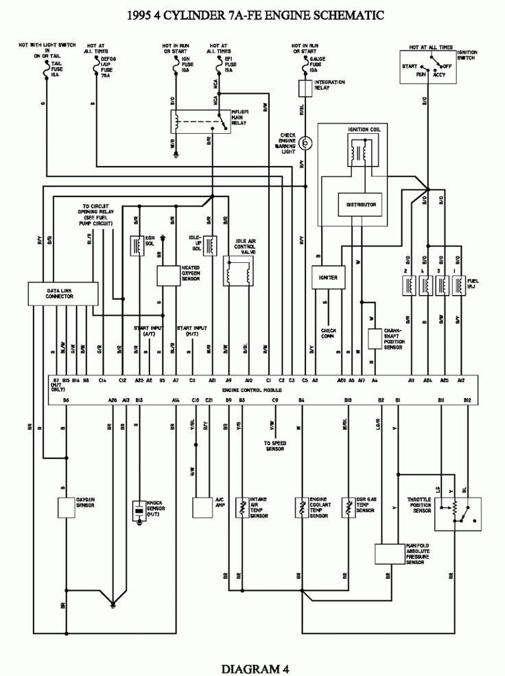 Diagram Engine Toyota Corolla Sedan di 2020