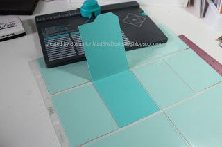 tutorial: Making Project Life Tabbed Cards with the Envelope Punch