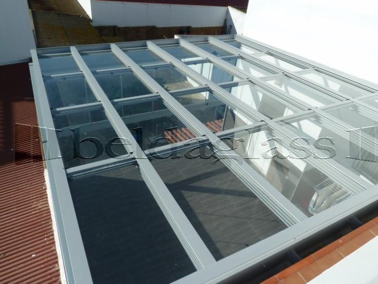 M s de 25 ideas incre bles sobre techo de vidrio en - Cerramientos de metacrilato ...