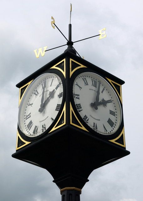 Clock Tower near Beverley Station