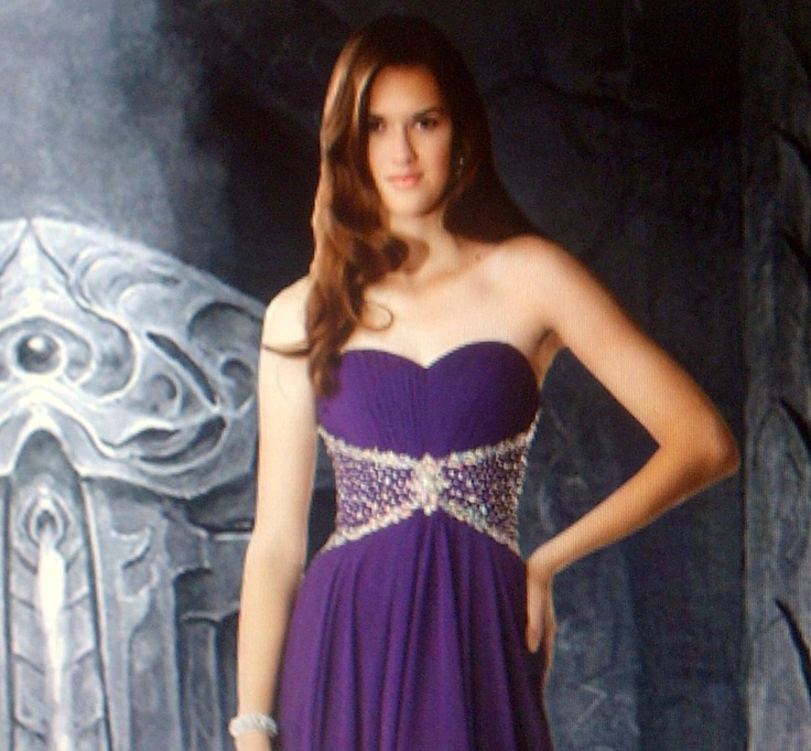 Disney prom dress forever enchanted