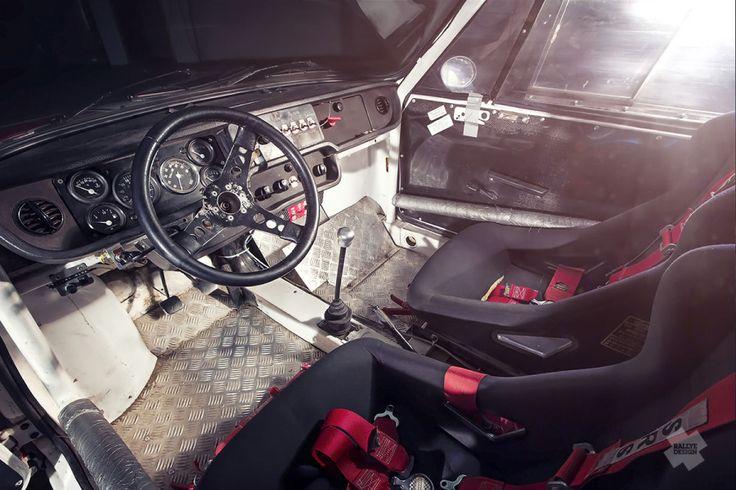 Martin Hrachovec (Škoda 130 RS) - design and wrap.