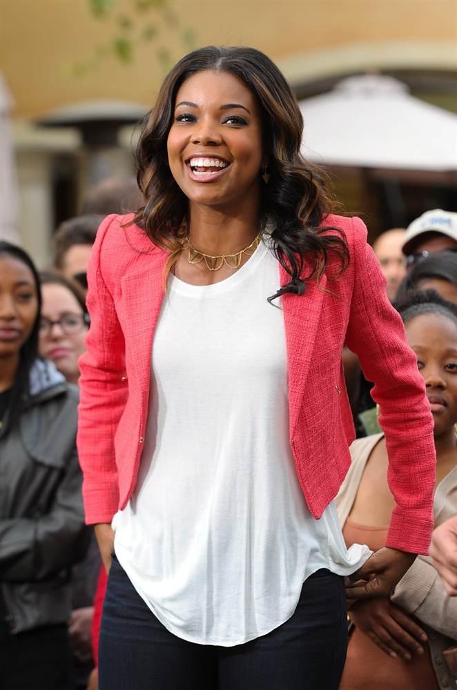 Gabrielle Union And Sanaa Lathan Pregnant Dwyane Wade