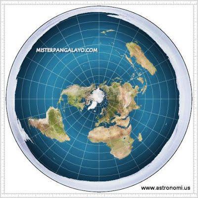 misterpangalayo.com  - Teori Konspirasi Flat Earth  atau yang dikenal dengan Teori Bumi Datar  oleh...
