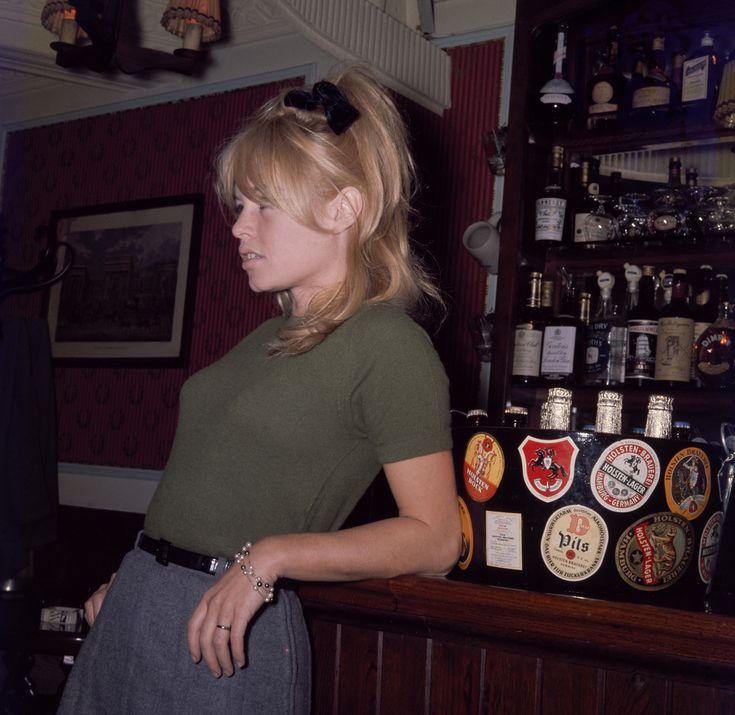 Intimate Photos Of Brigitte Bardot Are So Stunning It Hurts