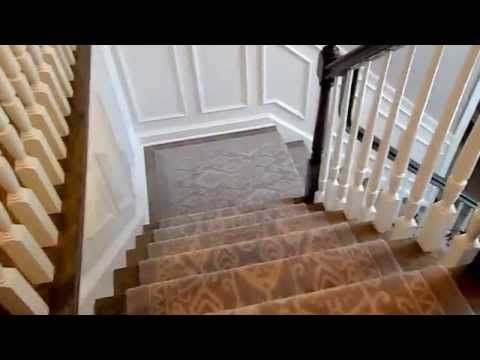 Best Pin By The Stair Runner Store On Videos Custom Hall And Stair Runner Installations Stair 400 x 300