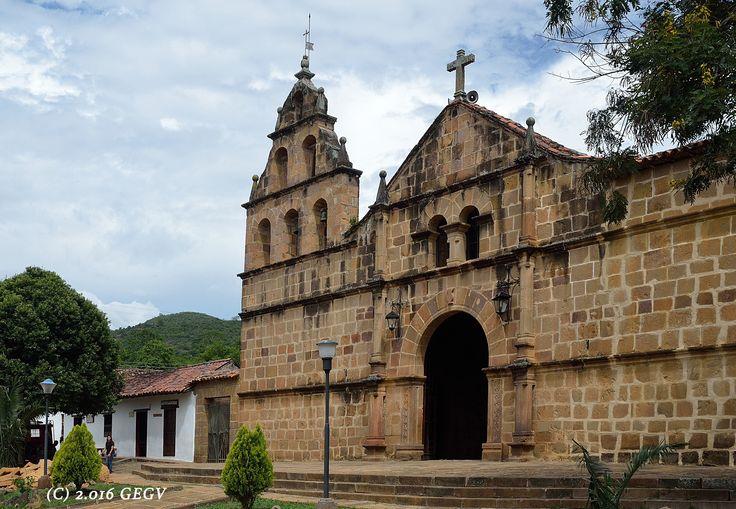Guane, Santander,COLOMBIA.