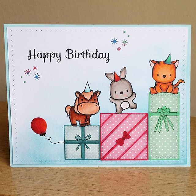 25 Best Ideas About Facebook Birthday Cards On Pinterest: 25+ Best Ideas About Girl Birthday Cards On Pinterest