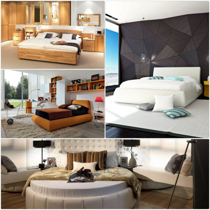 44 best L+S \/ Schlafzimmer und Betten images on Pinterest Couch - bordeaux schlafzimmer