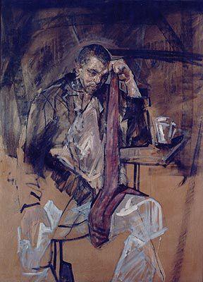 Gråtende kaprer, 155x116, 2000