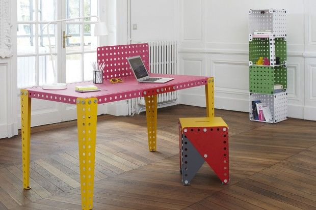 Meccano Home - Journal du Design