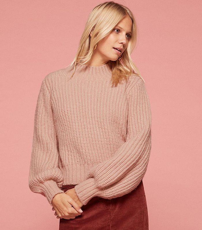 The Sweater Trend We're Seeing Everywhere via @WhoWhatWear