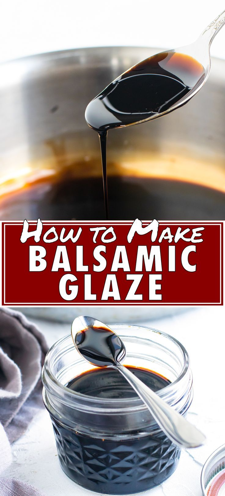 Balsamic Reduction Balsamic Glaze Recipe Balsamic Glaze Recipes Balsamic Glaze Balsamic