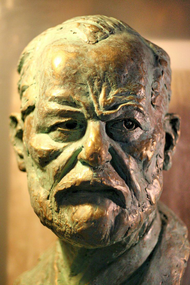 """Popatrz na mój projekt w @Behance: """"Sigmund Freud"""" https://www.behance.net/gallery/51992203/Sigmund-Freud"""
