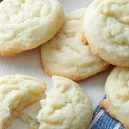 Amish Sugar Cookies Recipe