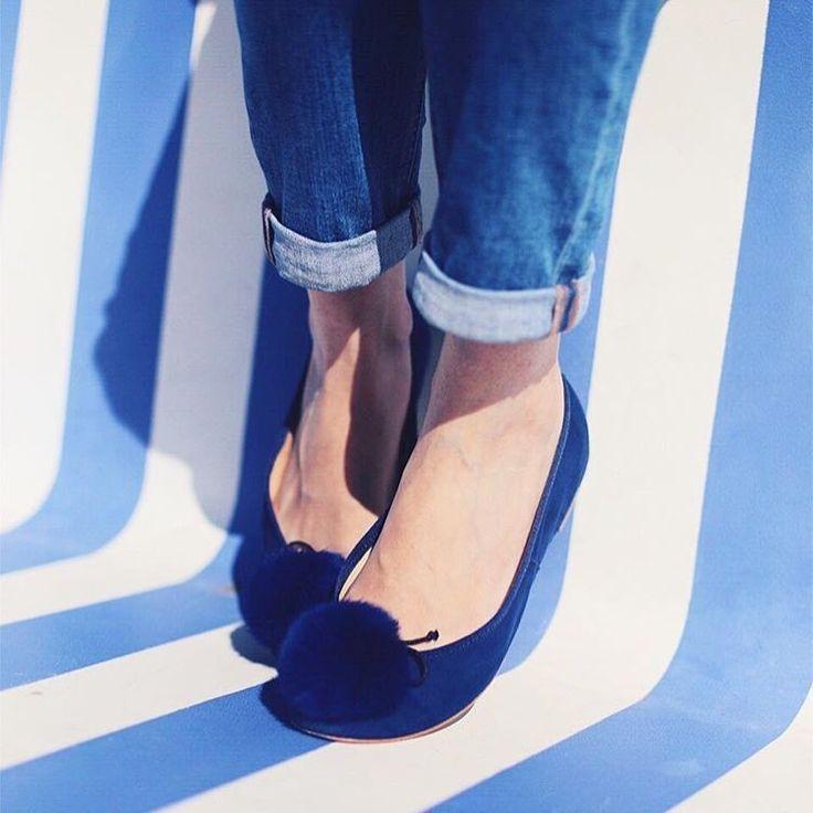 Blue on blue ✨ Josefinas Alice  ( by @fromsomeoneinlove) #josefinasportugal #ProudToBeAWoman
