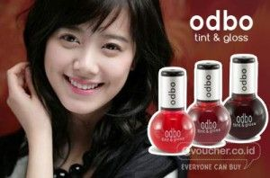 """Lip Tint odbo Pewarna Bibir Yang Membuat Penampilanmu Semakin Dramatis Seperti Artis Drama Korea Hanya Rp.35,000  - www.evoucher.co.id #Promo #Diskon #Jual  Klik > http://evoucher.co.id/deal/Warna-Bibir-Indah-Dengan-Lip-Tint-odbo  LIP TINT ODBO adalah sebuah Rahasia bagaimana bibir kita bisa terlihat alami pink dan merah seperti artis """" drama Korea. Lipgloss odbo from korea manufacturing on thailand Diperkaya dengan vitamin E, melembabkan bibir secara alami. Penggunaan"""