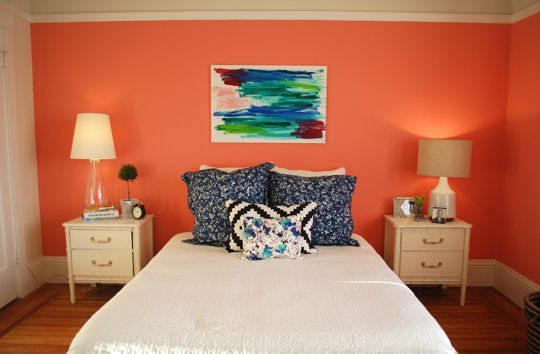 "Katie's ""Coral Gables"" Room"