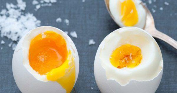 То, что произойдет с твоим телом, если будешь есть 3 яйца в день. Именно 3!